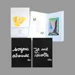 Book with etchings de Arlandis Antoine : L'itinéraire d'un homme juste