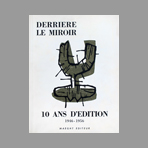 DLM lithographies originales de Collectif Divers : DLM n°92-93, Dix ans d'édition