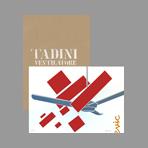 Tadini Livre avec sérigraphies