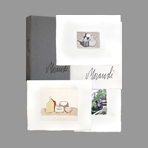 Illustrated book de Morandi Giorgio : Tribute to Morandi