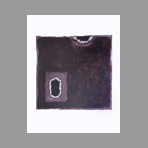 Original signed lithograph de Zack L�on : Composition II