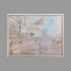 Signed single work de Grigorescu Octav : Abandoned house