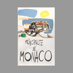 Moretti Raymond - Principauté de Monaco