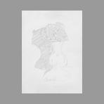 Original signed drawing de Morandi Giorgio : Flowers