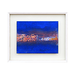 Signed painting de  : Composition III