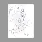 Cocteau Jean - Gitans et corridas VI