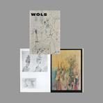 Wols Livre avec reproductions
