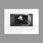 Original signed etching de Dublineau Yannick : Hieroglyph