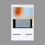 Offset exhibition poster de Hamilton Richard : Kunsthalle Bern