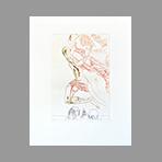 Gravure originale signée de Dimanov Luben : Shakespeare Societies III