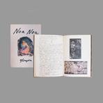Gauguin Livre illustré