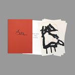 Motherwell Livre avec lithographies