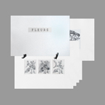 Portfolio with prints de Ab� Akira : Flowers