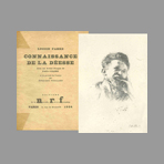 Vuillard Livre avec lithographie