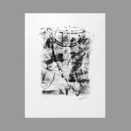 Original signed print de Argatti Philippe : L'homme entravé