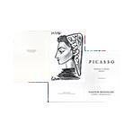 Exhibition invitation card de  : Invitation card Galerie Rosengart
