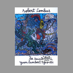 Signed poster de Combas Robert : Les Saints
