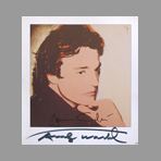 Original document de Warhol Andy : Andy Warhol Portraits of the 70s