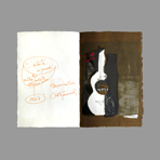 Original signed lithograph de Ortega Jos� : Greetings card