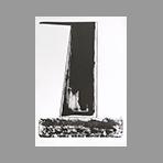 Lithographie originale signée de Wesel Leo : Freedom