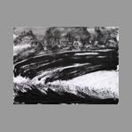 Original signed ink de Dublineau Yannick : Landscape