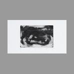 Original signed aquatint de Dublineau Yannick : Dans l'oeil du cyclone