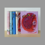 Chagall Livres plusieurs volumes