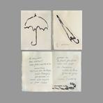 Alechinsky Livre original signé