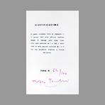 Tamburi Orfeo, Extrait de l'ouvrage Stradario '68