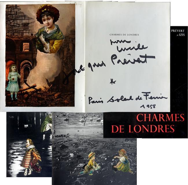 Galerie Michelle Champetier Jacques Prévert Charmes De Londres