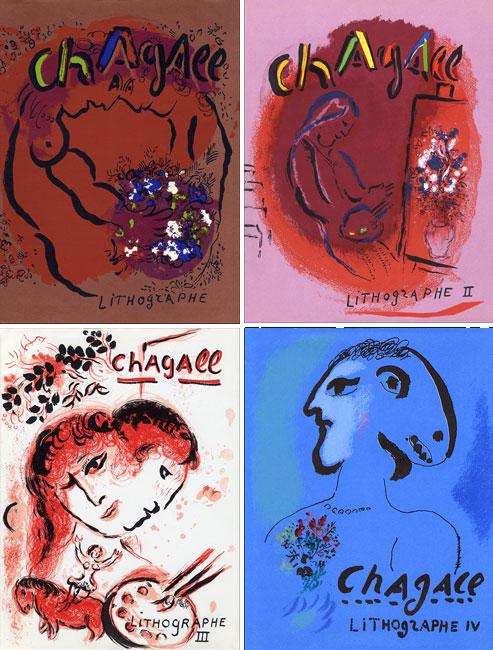 chagall lithographs a catalogue raisonne