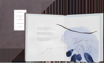 Livre original signé de  : Quatre pièces pour violoncelle