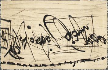 Gravure originale signée de  : Rhétoriques II