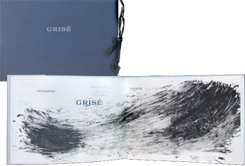 Book with lithographs de  : Grisé