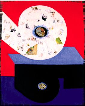Estampe originale signée de  : Jeux à deux