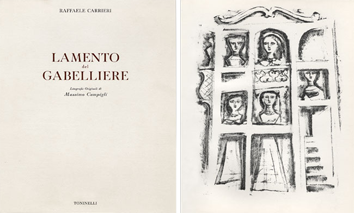 Illustrated Book de  : Lamento del Gabelliere
