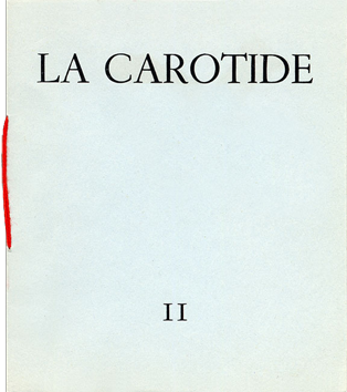 Illustrated issue de Char René : La Carotide II