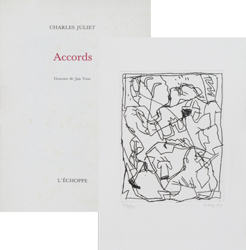 Book with etching de  : Accords