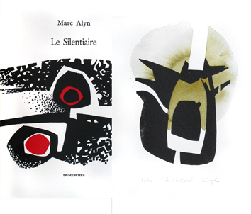 Illustrated book de  : Le Silentiaire