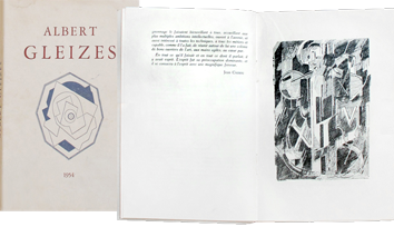 Illustrated book de Gleizes Albert : Albert Gleizes - Tribute