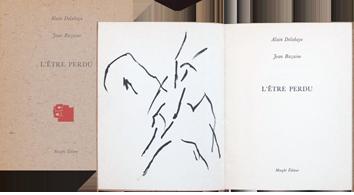 Livre illustré de  : L'être perdu