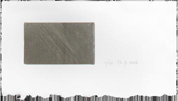 Original signed etching de  : Composition XXIV
