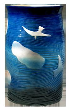 Céramique originale de  : Vase III