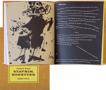 Livre avec reproductions de  : Stavrim Sonetter