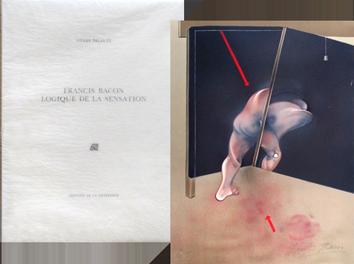Livre avec lithographie de  : Logique de la sensation