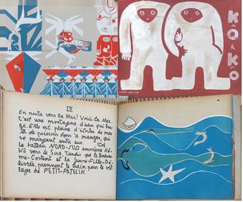 Livre illustré de  : Kô et Kô, les deux esquimaux