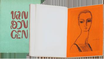 Livre avec gravures de  : Van Dongen