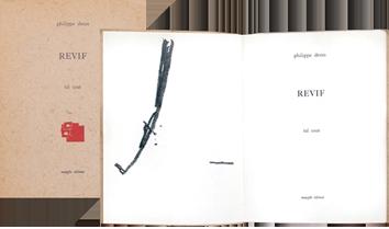 Illustrated book de  : Revif