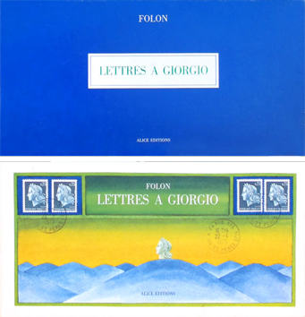 Reproductions de  : Letters to Giorgio