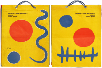 Screenprint de  : Calder Bag